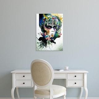Easy Art Prints Minjae Lee's 'Blossom Desire' Premium Canvas Art