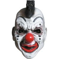 Slipknot Clown Costume Mask Adult - White