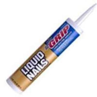 Liquid Nails LN-990 Ultra Quick Grip Construction Adhesive, 10 Oz|https://ak1.ostkcdn.com/images/products/is/images/direct/c0b8fb2d302ac355bb98c26829626070b703fa34/Liquid-Nails-LN-990-Ultra-Quick-Grip-Construction-Adhesive%2C-10-Oz.jpg?impolicy=medium