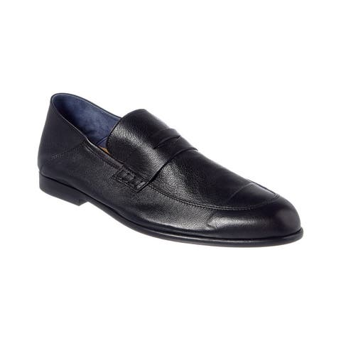 Harrys Of London Edward Leather Penny Loafer
