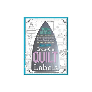 C&T Best Ever Iron-On Quilt Labels Bk