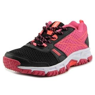 Reebok Riderider Trail Round Toe Synthetic Running Shoe