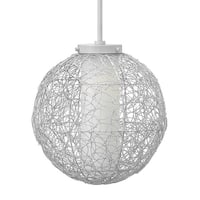Fredrick Ramond FR34774 1 Light Full Sized Pendant from the Spago Collection