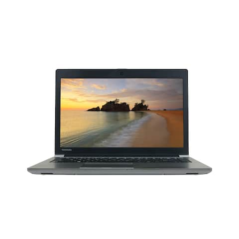 "Toshiba Tecra Z40-C Core i5-6300U 8GB 256GB 14"" W10P (Refurbished)"