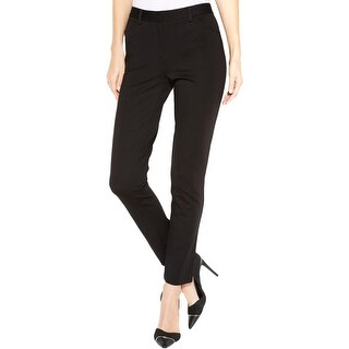 Calvin Klein Womens Petites Dress Pants Skinny Ponte|https://ak1.ostkcdn.com/images/products/is/images/direct/c0bf6097692ae7b47dce130fa68c21dc0486b17b/Calvin-Klein-Womens-Petites-Dress-Pants-Skinny-Ponte.jpg?_ostk_perf_=percv&impolicy=medium