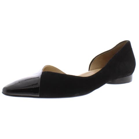 Naturalizer Womens Hayden D'Orsay Solid Patent Leather