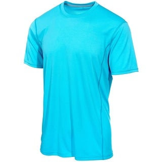 Ideology NEW Blue Mens Size 2XL Performance Athletic Apparel Tee T-Shirt