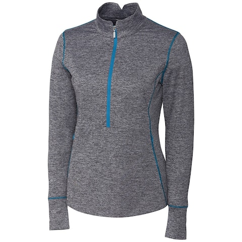 Cutter & Buck Long Sleeve Jessa 3/4 Zip