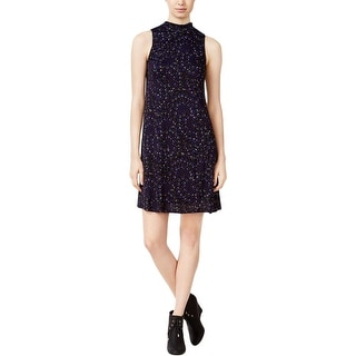 Kensie Womens Party Dress Printed Pullover