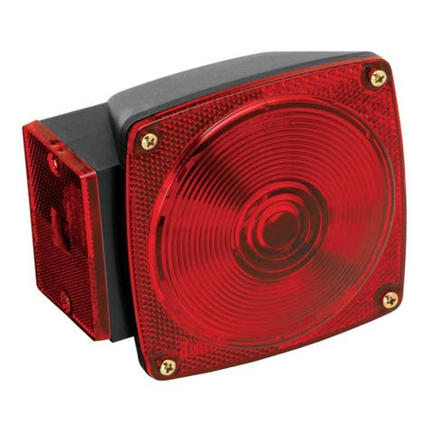 "Wesbar 7-Function Submersible Under 80"" Taillight-Left/Roadside - 2523023"