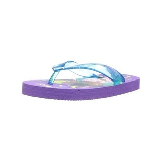 Disney Girls Doc McStuffins Flip-Flops Printed