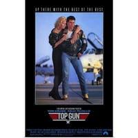Poster Print entitled Top Gun (1986) - multi-color