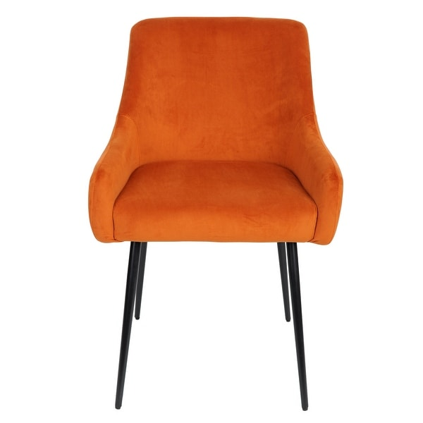 Nathaniel Velvet Accent Chair. Opens flyout.