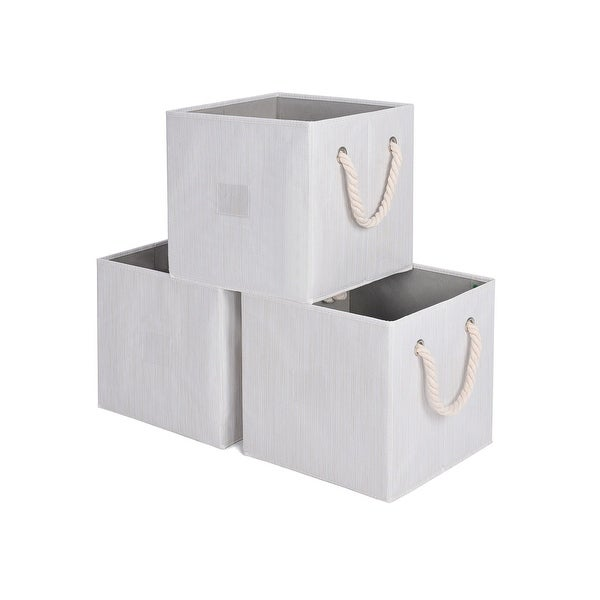 Shop Storageworks Foldable Storage Cube Bin With Rope
