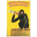 ''Anisetta Evangelisti Liquore da Dessert'' by Carlo Biscaretti Vintage Advertising Art Print (36 x 24 in.) - Thumbnail 0