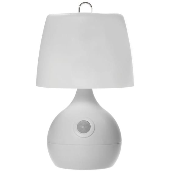 Fulcrum 20020-108 8 LED Sensor Table Lamp, White