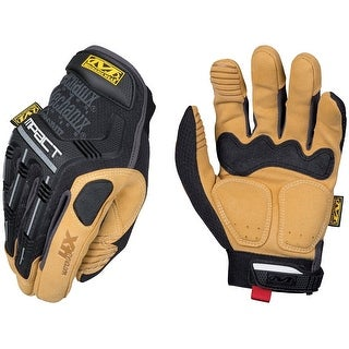 Mechanix Wear MP4X-75-009 Material4X M-Pact Gloves, Medium