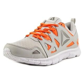 Reebok Supreme 3.0 MT Men  Round Toe Synthetic Gray Running Shoe