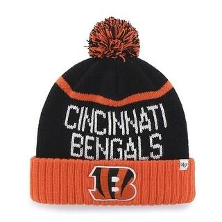 Cincinnati Bengals Linesman Cuff Knit Beanie
