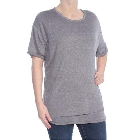 Free People Womens Cloud Nine Basic T-Shirt