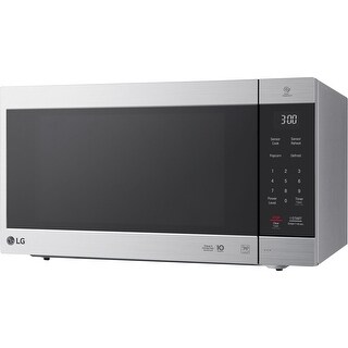 LG LMC2075ST 2.0 CF NeoChef Countertop Microwave Stainless Steel - Stainless Steel