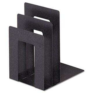 Steelmaster Soho Bookend with Squared Corners 8 .1 x 7 x 5 Granite