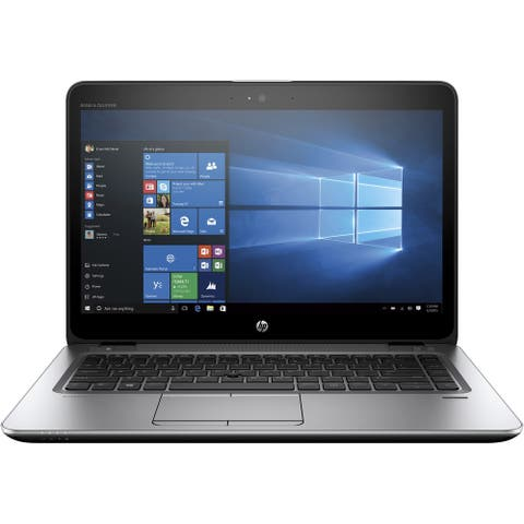 HP EliteBook 840 G3 Core i5-6300U 8GB 256GB SSD 14-inch Win 10 Pro (Refurbished)