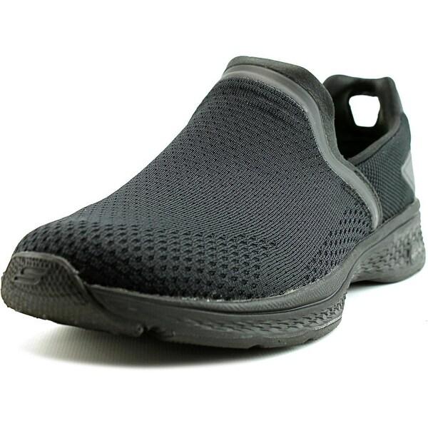 Skechers Go Walk Sport Energy Men Round Toe Canvas Sneakers