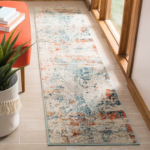 Safavieh Madison Huang Modern Abstract Rug