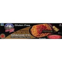 Hodgson Mills Spaghetti Flaxseed - Spaghetti - Case of 12 - 8 oz.