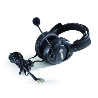 Yamaha Headset With Built-In Microphone