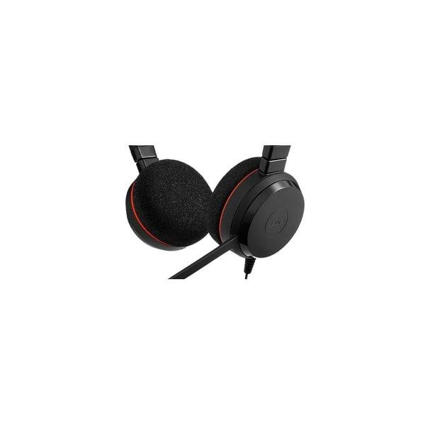 Shop Jabra Evolve 20 Ms Headset Upgrade From Jabra Voice 550 Duo Ms Overstock 15386779