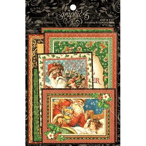 St Nicholas Ephemera Cards-