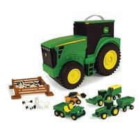 John Deere 35747 Farm Toy Carrying Set