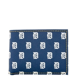 Dooney & Bourke MLB Tigers Credit Card Billfold (Introduced by Dooney & Bourke at $68 in Jul 2015)