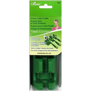 Clover Rotary Cutter Cradle-Holds Up To 3