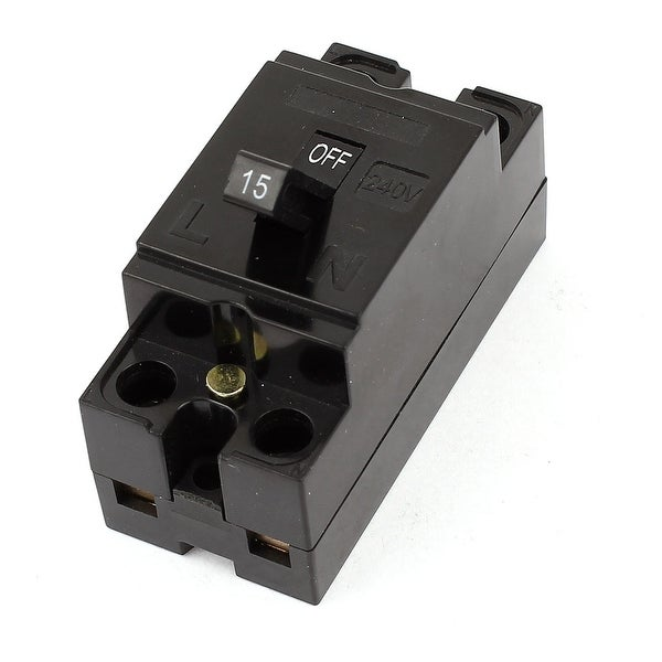 Replacement AC 64A 240V 2 Pole 1 Element 2P1E Safety Breaker Switch