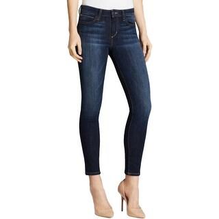 Joe's Womens Rikki Ankle Jeans Denim Skinny