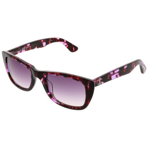 Just Cavalli JC 491S/V 56Z Purple Tortoise Sunglasses - 52-21-140