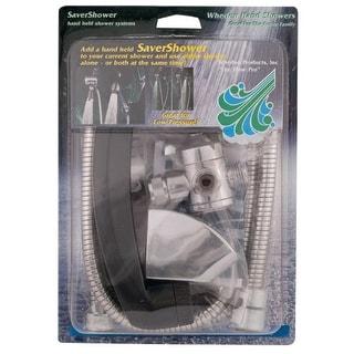 Whedon AFK8C Savershower Handheld Shower Kit, 3 Way Diverter