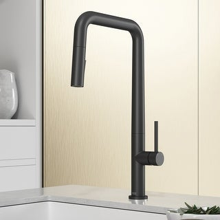 Link to VIGO Parsons Kitchen Faucet in Matte Black Similar Items in Faucets