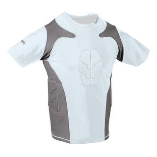 Century Padded Compression Shirt Short Sleeve - Youth