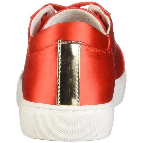 Kenneth Cole New York Women/'s Kam Techni-Cole Satin Lace-up Sneaker