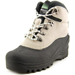 Itasca Ice Breaker Women Round Toe Suede Gray Hiking Boot