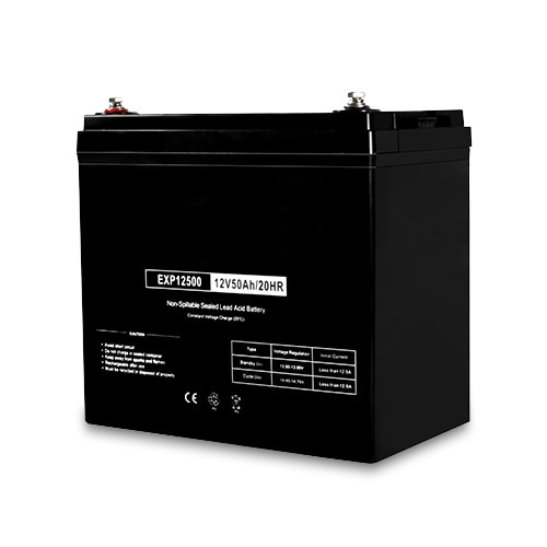 Replacement Deep Cycle AGM SLA Battery 12V-50Ah (Single Pack) Replacement Deep Cycle AGM SLA Battery