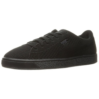 PUMA Select Men's Basket Knit Mesh Sneakers
