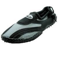 Wave Mens Waterproof Water Shoes Low Top Slip On Water Shoes