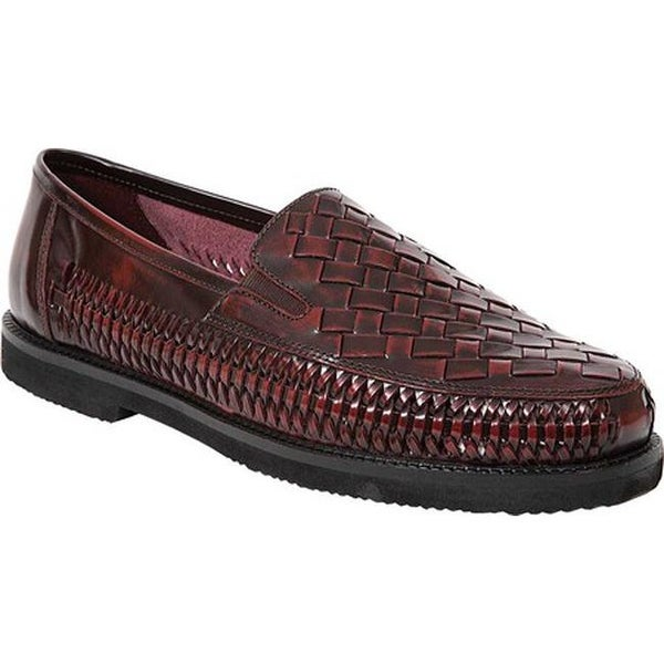 52ab8eb1bd2 Deer Stags Men  x27 s Tijuana Loafer Cordovan Buffalo Leather. Click to Zoom