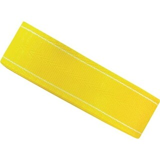 Thermwell Products Co. 39' Yellow Webbing PW39Y Unit: PKG
