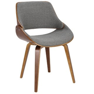 Link to Carson Carrington Svellingen Mid-century Modern Upholstered Dining/Accent Chair Similar Items in Dining Room & Bar Furniture